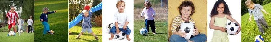 Toddler Soccer and Children Soccer in San Diego