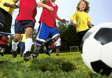 Soccer Lessons for Children in San Diego County
